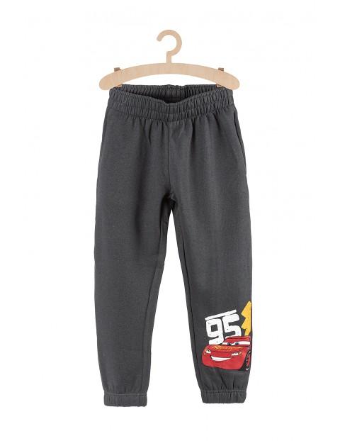 Spodnie chłopięce dresowe Auta