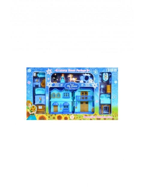 Domek dla lalek z akcesoriami 3Y35DM