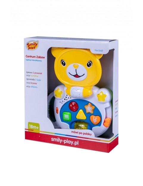 Zabawka edukacyjna - Laptop Mis wiek 18msc+
