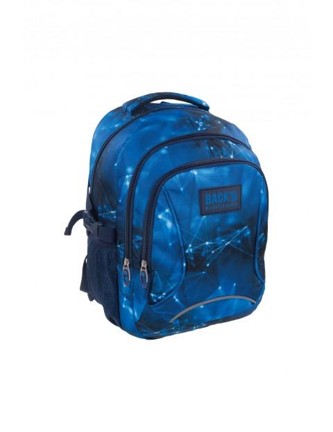 Plecak szkolny dla chłopca 2Y35A4