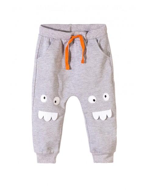 Spodnie dresowe niemowlęce 5M3435
