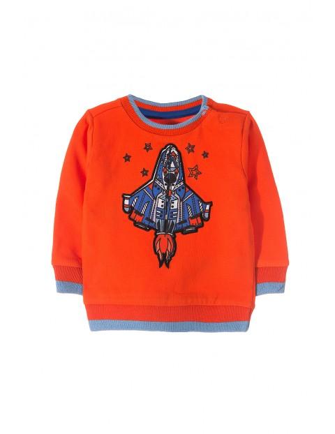 Bluza dla niemowlaka 5F3508