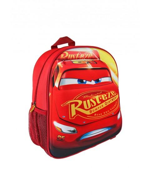 Plecak dla chłopca Auta