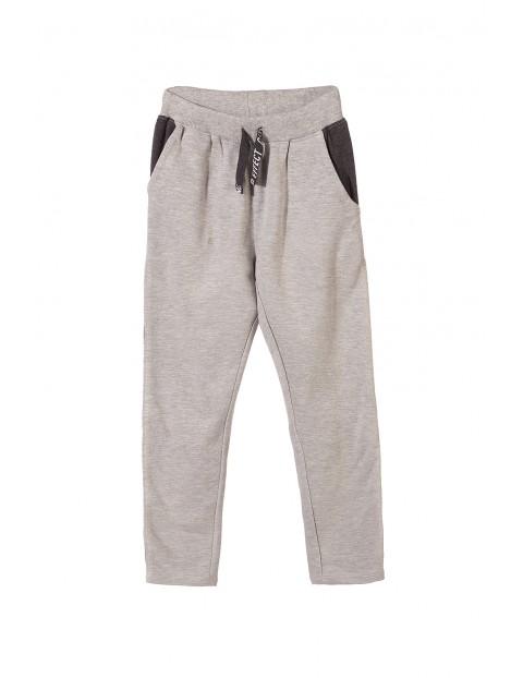 Spodnie dresowe dla chłopca 2M3304