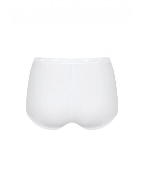 Majtki damskie sloggi Basic+ Maxi 2 pak - białe