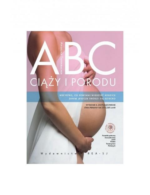 """""""ABC Ciąży i porodu"""" książka dla rodziców wyd 2"""