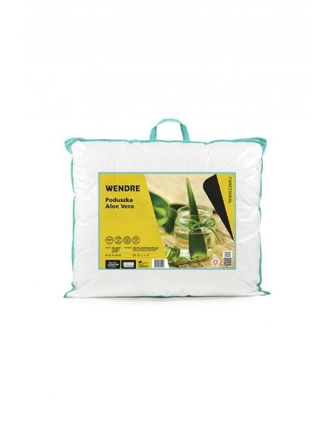 Poduszka Aloe Vera - przyjazna dla alergików 70x80cm