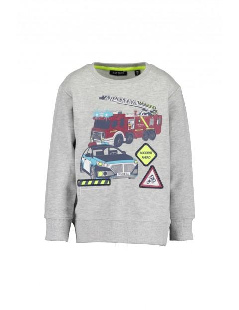 Bluza dresowa dla chłopca