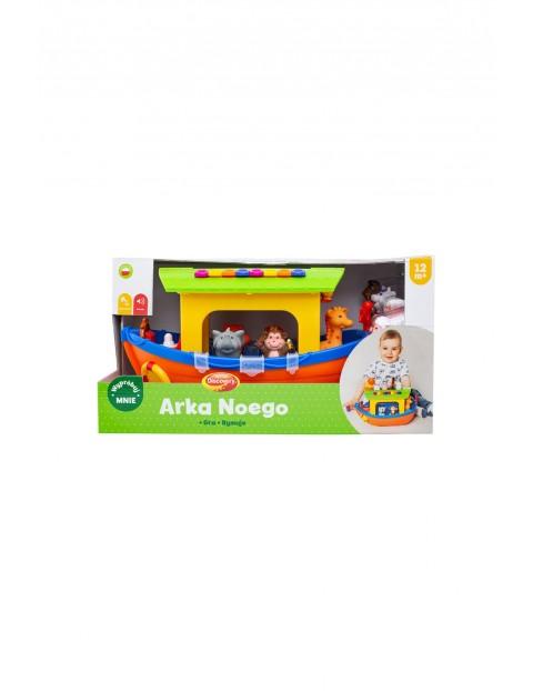 Zestaw Arka Noego- zabawka dla dziecka 12msc+