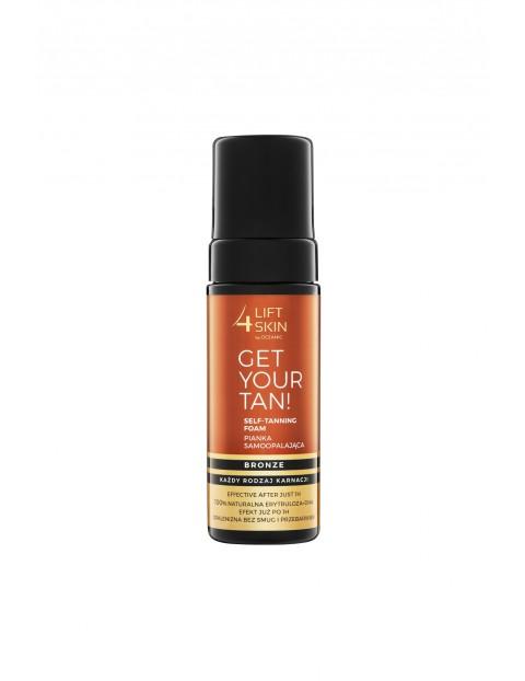 Lift4Skin Get Your Tan! pianka samoopalająca 150 ml