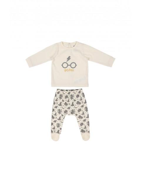 Komplet niemowlęcy - koszulka i spodnie Harry Potter