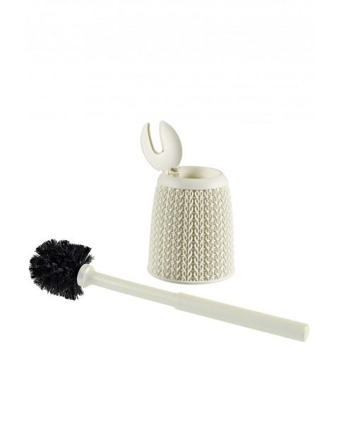 Szczotka do toalet Knit Curver - beżowy