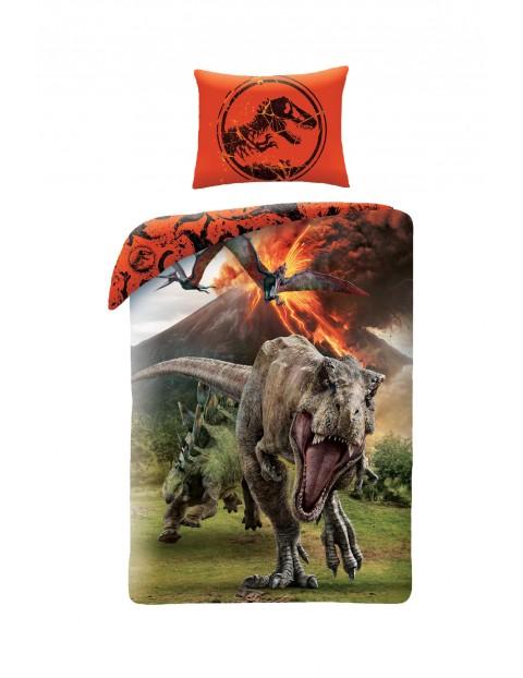 Pościel Jurassic World 140x200cm+70x90cm