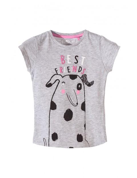 T-shirt dziewczęcy 3I3409