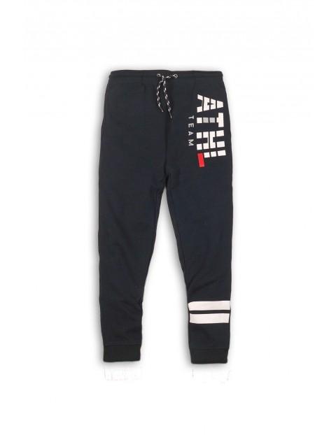 Spodnie chłopięce dresowe 2M35AB