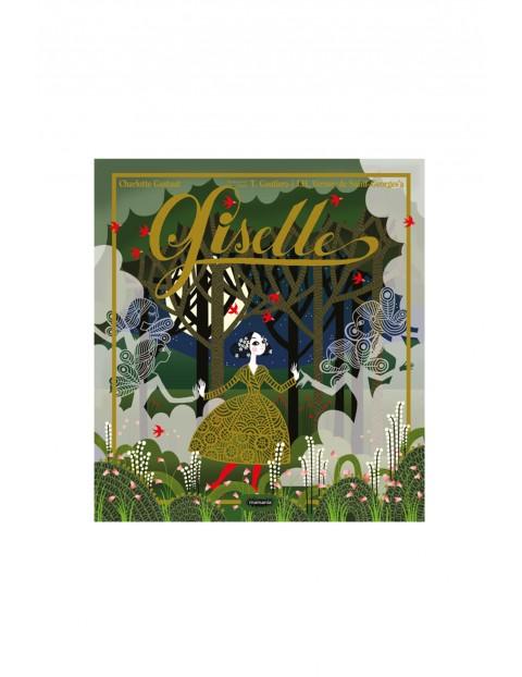 """Książka dla dzieci """"Giselle"""""""