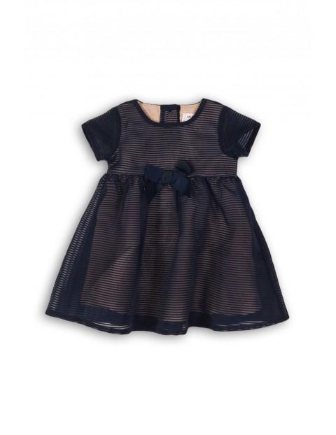 Sukienka niemowlęca- elegancka