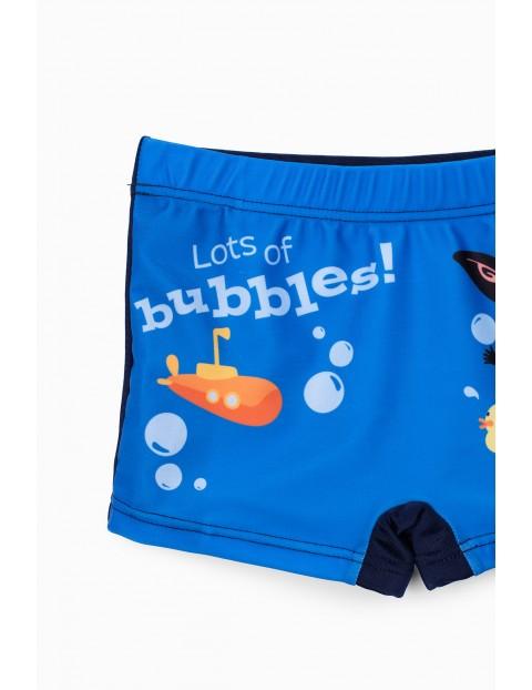 Szorty kąpielowe chłopięce Bing - niebieskie