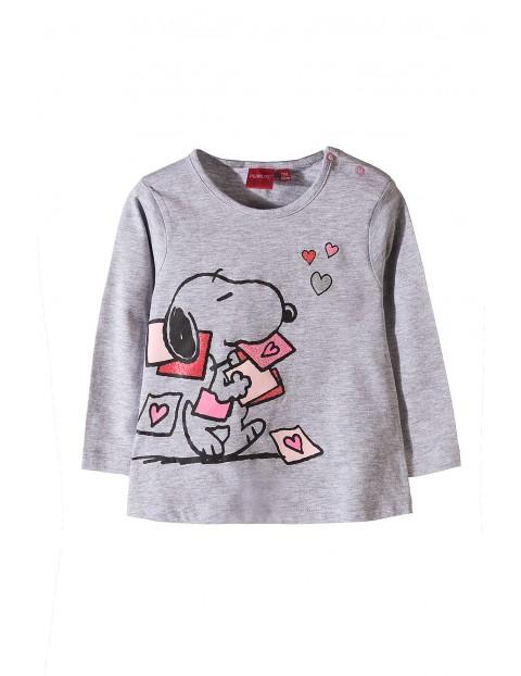 Bluzka niemowlęca Snoopy 5H35A3