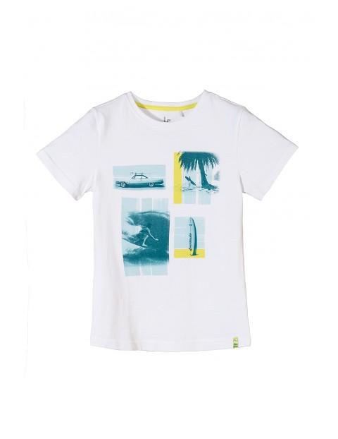 T-shirt chłopięcy 2I3450