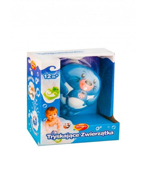 Tryskające zwierzątka - zabawki do kąpieli