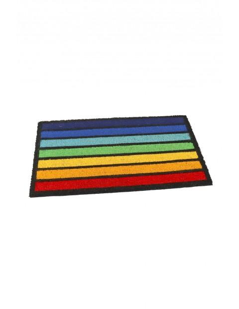 Wycieraczka prostokątna kolorowa