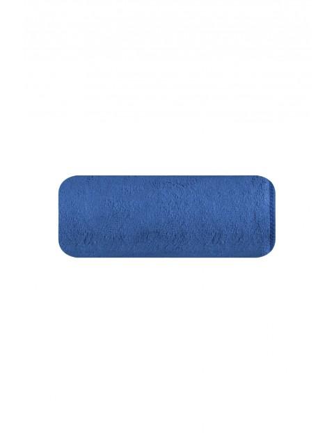 Ręcznik frotte gładki granatowy 50x90 cm