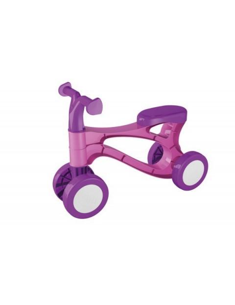 Rowerek różowy