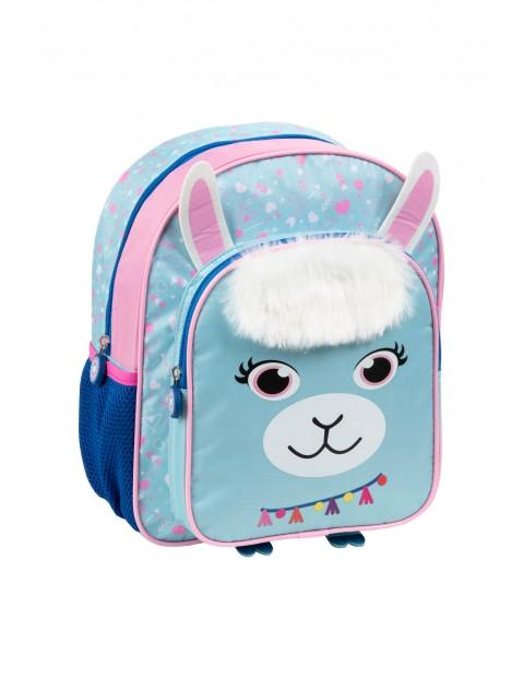 Plecak wycieczkowy dla przedszkolaka- Lama
