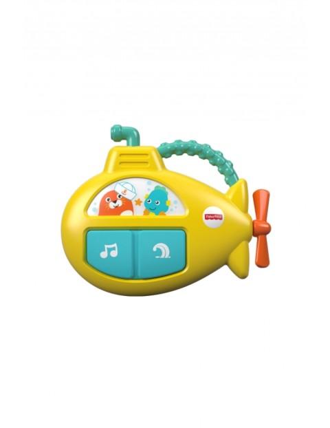 Fisher Price Muzyczna łódź podwodna 3msc+