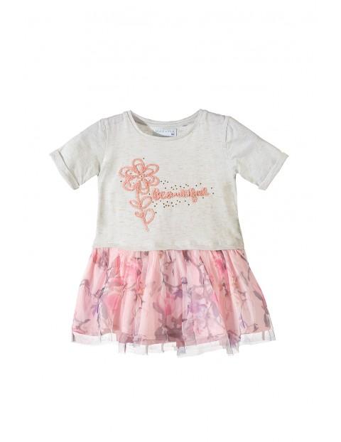 Sukienka dziewczęca 3K3403