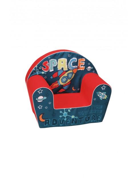 Fotelik piankowy dla dziecka Delsit Space