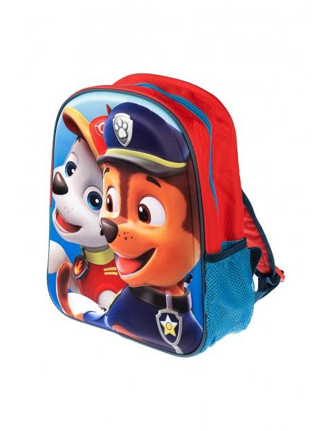 Psi Patrol plecak 3D dla chłopca