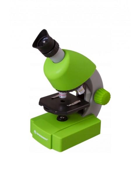 Mikroskop Bresser Junior 40x-640x zielony 6+