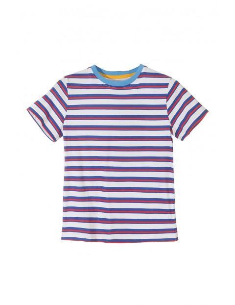 T-shirt chłopięcy 1I3219
