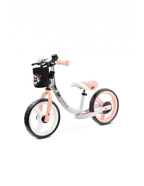 Kinderkraft rowerek biegowy Space - brzoskwiniowy do 35kg