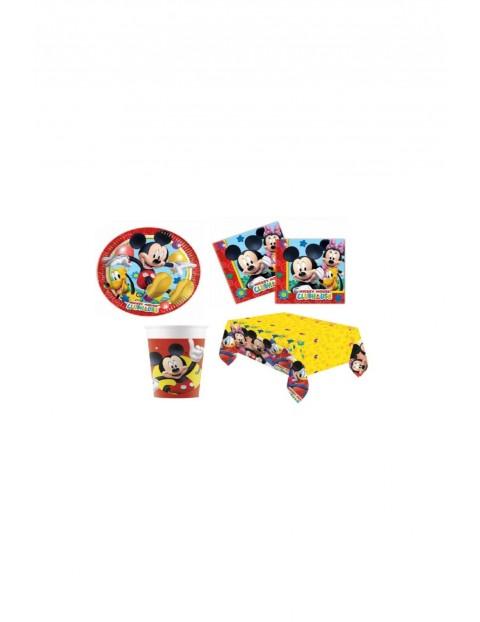 Zestaw urodzinowy Myszka Mickey - 37 elementów