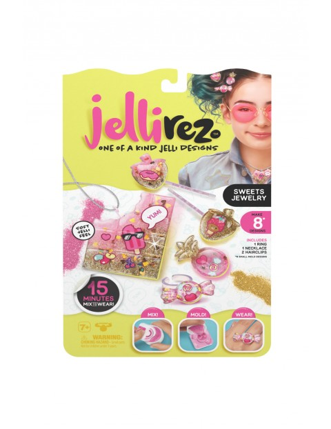 Jelli Rez zestaw podstawowy -  Słodycze 7+