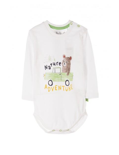 Body niemowlęce 100% bawełna 5T3521