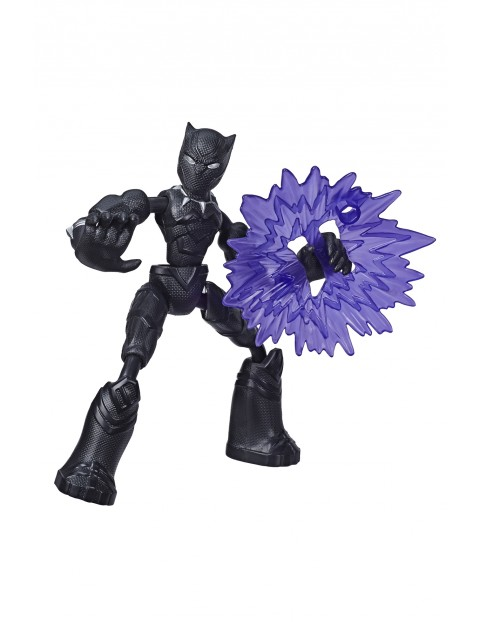 Figurka Czarnej Pantery - Avengers Bend n Flex