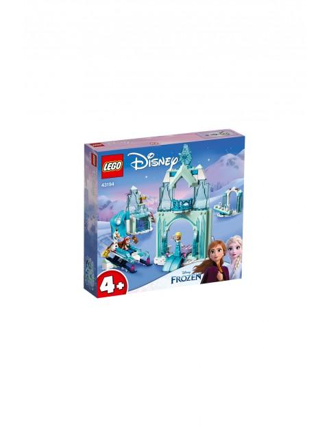 Zestaw LEGO® ǀ Disney 4+ Lodowa kraina czarów Anny i Elsy 43194