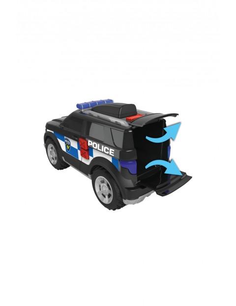 Pojazd policyjny