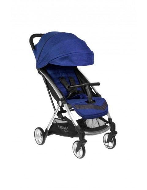 Wózek spacerowy Zuma Kids Moon Granat 6-36msc