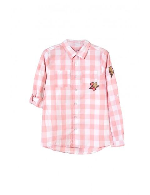 Koszula dziewczęca 4J3401