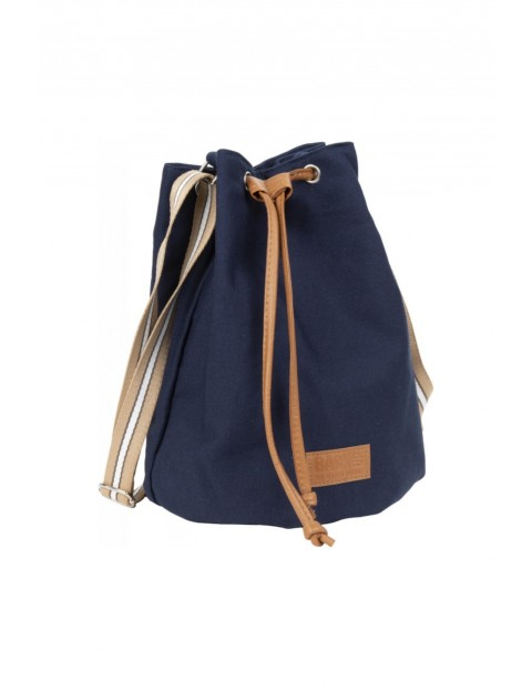 Plecak 2w1 Glossy Navy