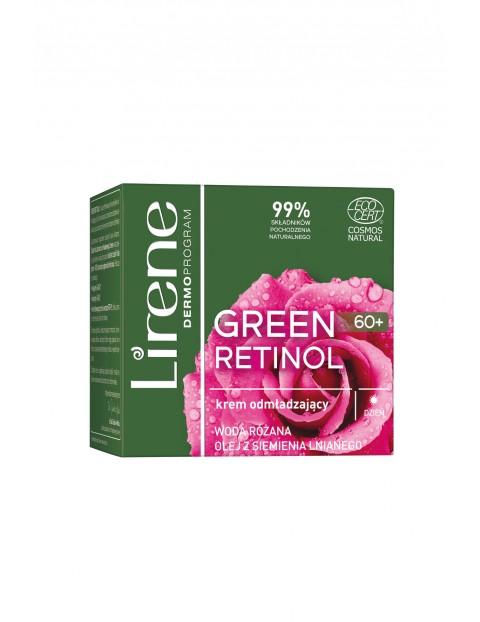 Lirene Green Retinol 60+ Krem odmładzający na dzień 50 ml