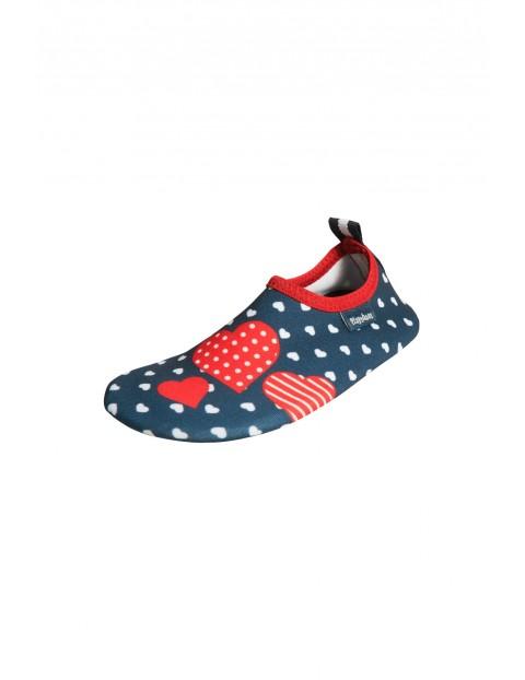Buty kąpielowe dla dziecka z filtrem UV 50+