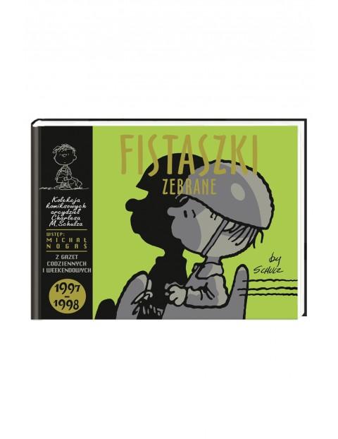 Książka dla dzieci- Fistaszki zebrane 1997-1998