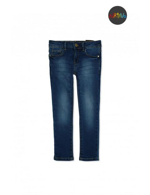 Spodnie dziewczęce 3L2933