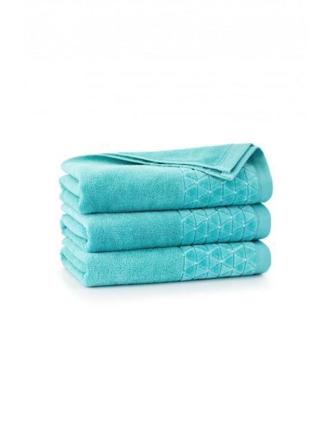 Ręcznik antybakteryjny Oscar z bawełny egipskiej patyna- 50x100 cm